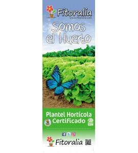 """Cartel Zona """"Somos El Huerto"""". Gratis. - 23550024 (2)"""