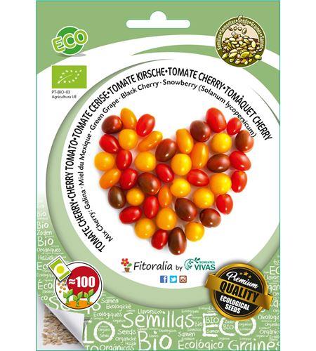 Sobre Semilla ECO Tomate Mix Cherry - 04082006 (0)