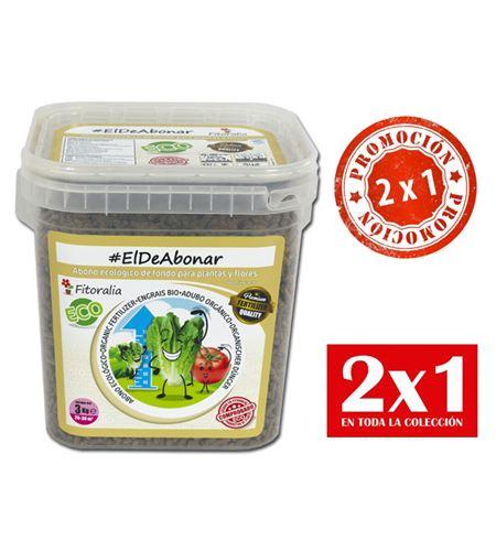 Fertilizante Sólido Eco Fitoralia #ElDeAbonar 3 kg - 07156005 (0)