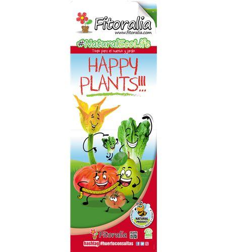 """Cartel Zona """"Happy Plants"""". Gratis con implantación. - 23550038 (1)"""