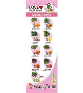 Cartel Colección Love Fruit Home Enanos. Gratis implantación 36 frutales. - 23550025 (1)