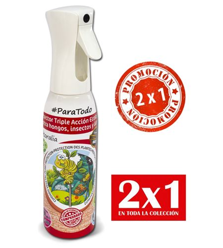Protector Triple Efecto Eco Listo Uso Fitoralia #ParaTodo 600 ml - 06138003 (0)
