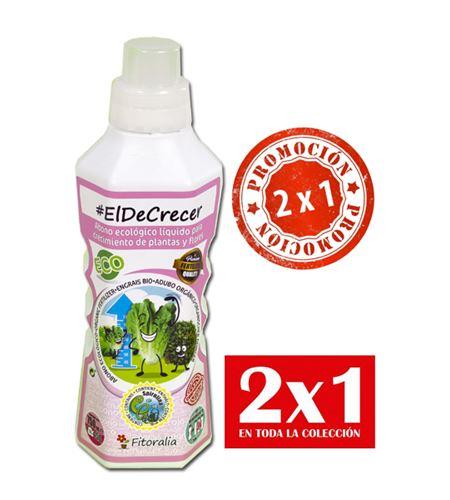Fertilizante Líquido Eco Fitoralia de Crecimiento #ElDeCrecer 750 ml - 07156001 (0)
