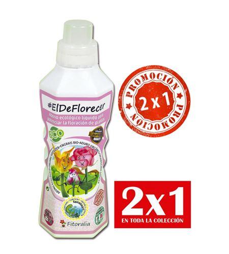 Fertilizante Líquido Eco Fitoralia de Floración #ElDeFlorecer 750 ml - 07156002 (0)